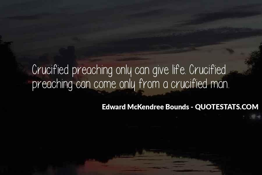 Quotes About Crucified #176236