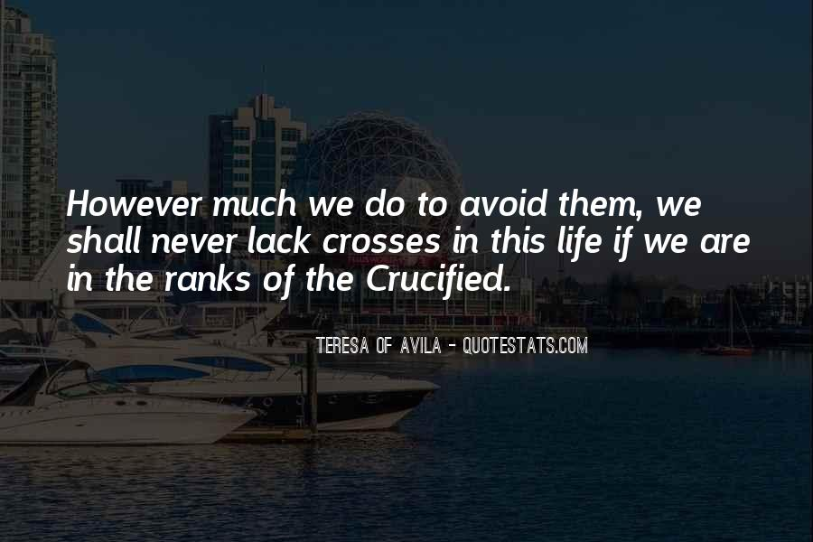 Quotes About Crucified #220288
