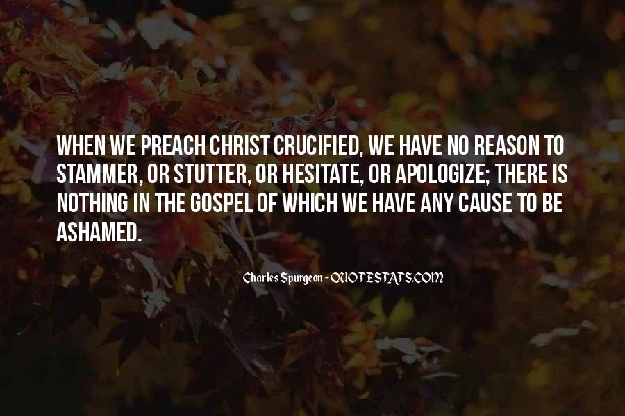 Quotes About Crucified #22158
