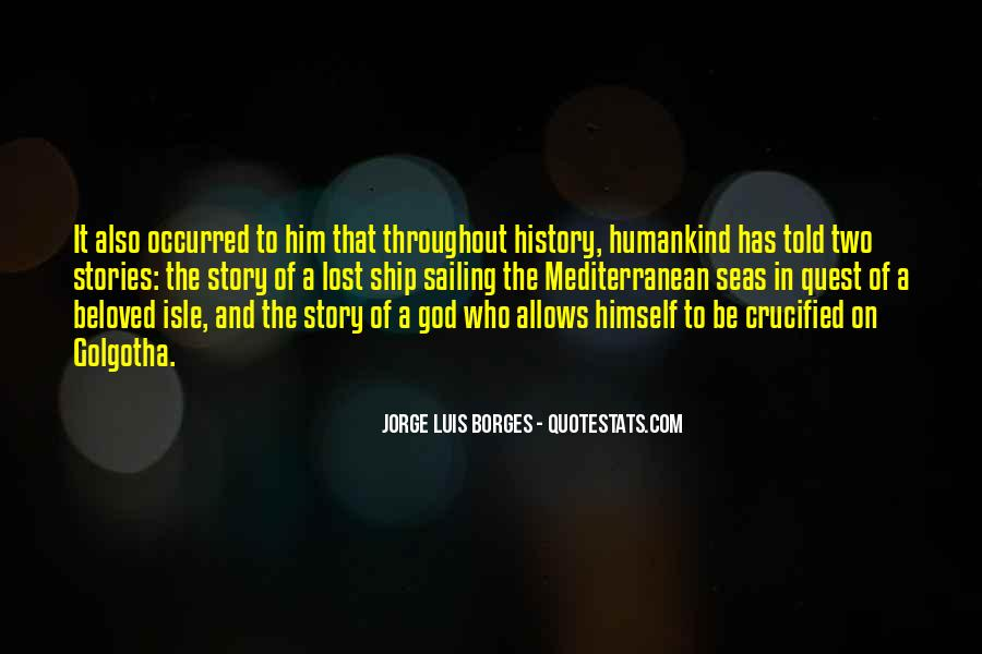 Quotes About Crucified #314845
