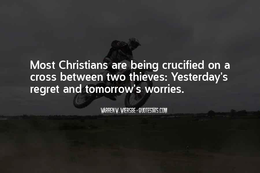 Quotes About Crucified #338450