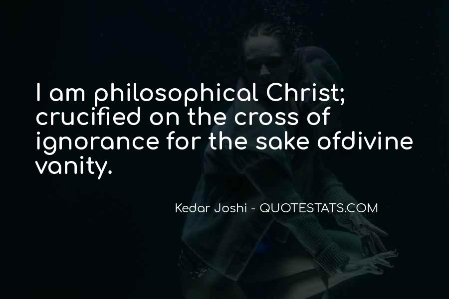Quotes About Crucified #353804