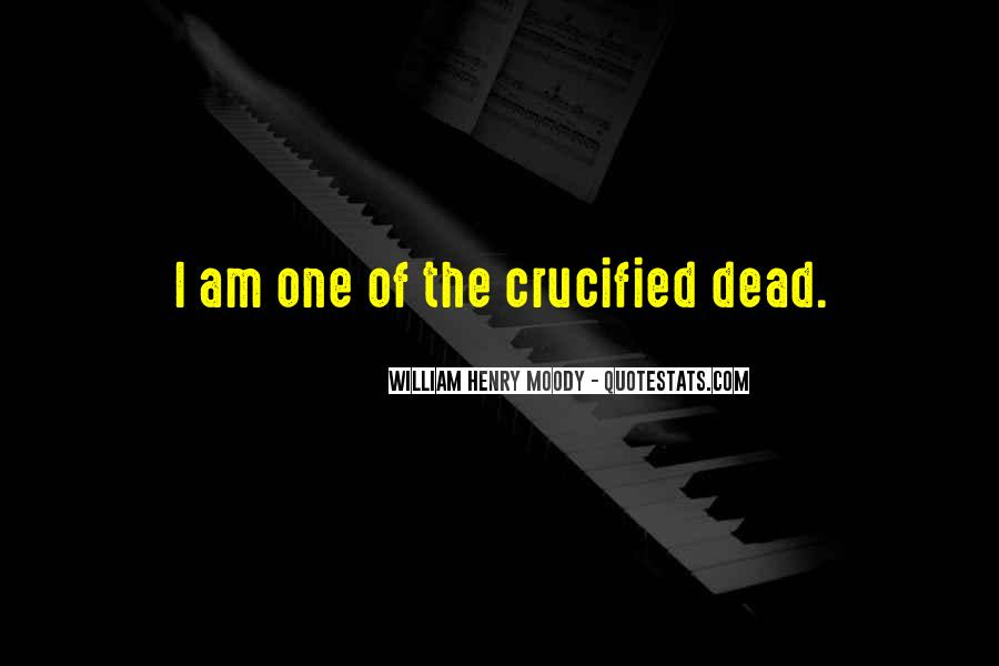 Quotes About Crucified #364077