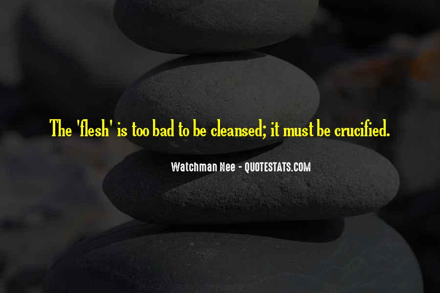 Quotes About Crucified #583743
