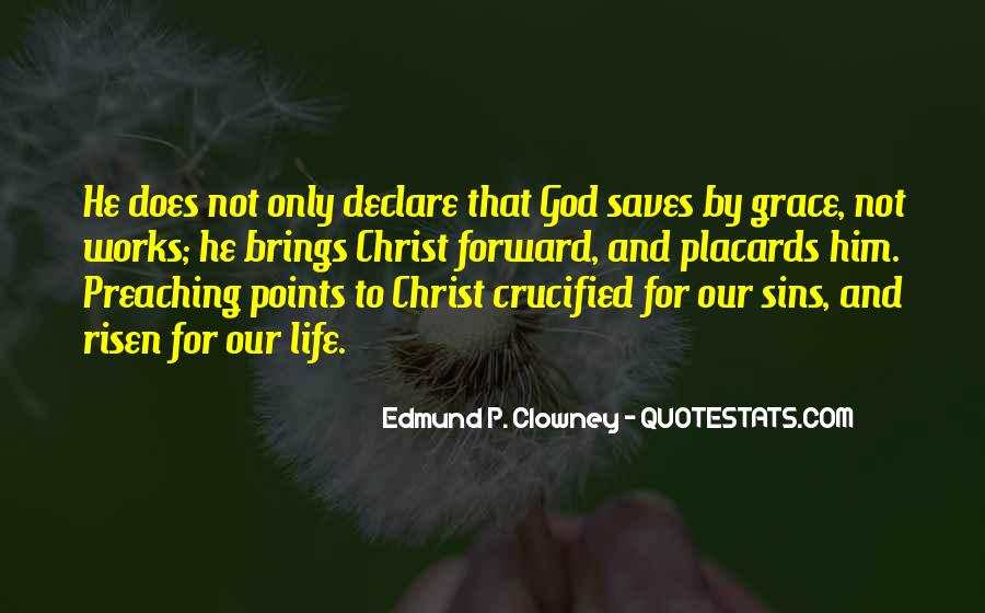 Quotes About Crucified #596861