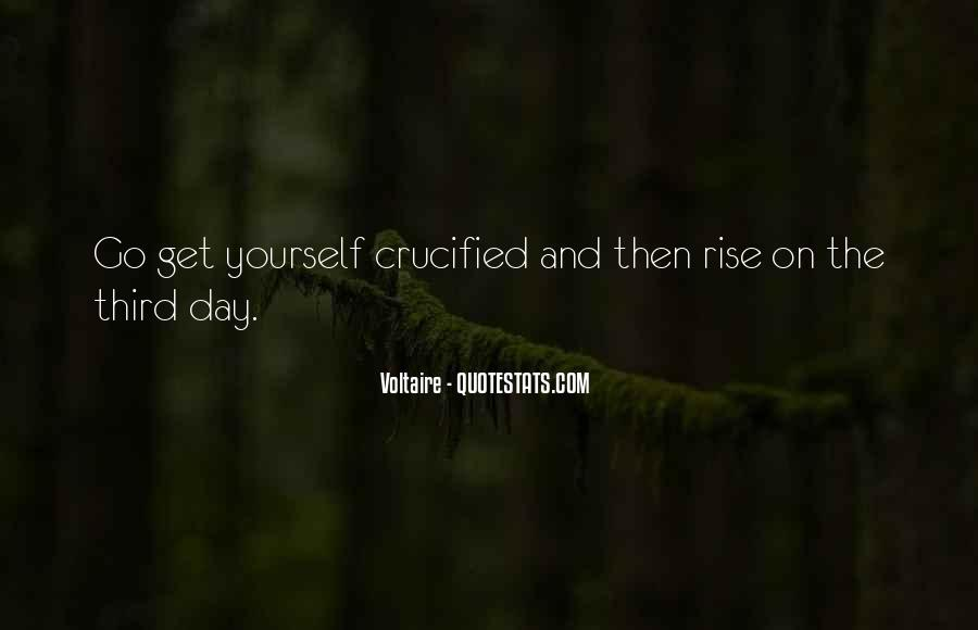 Quotes About Crucified #632348