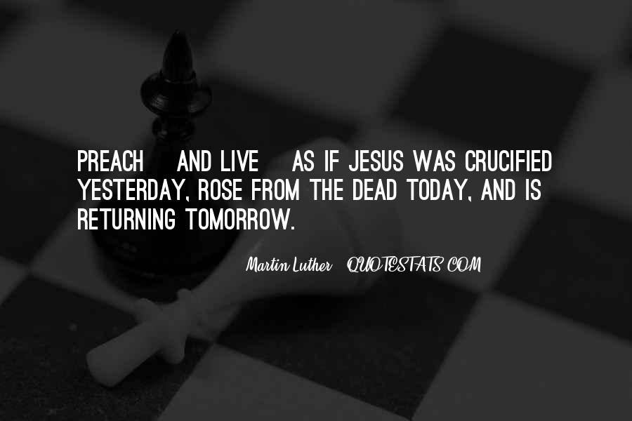Quotes About Crucified #707818