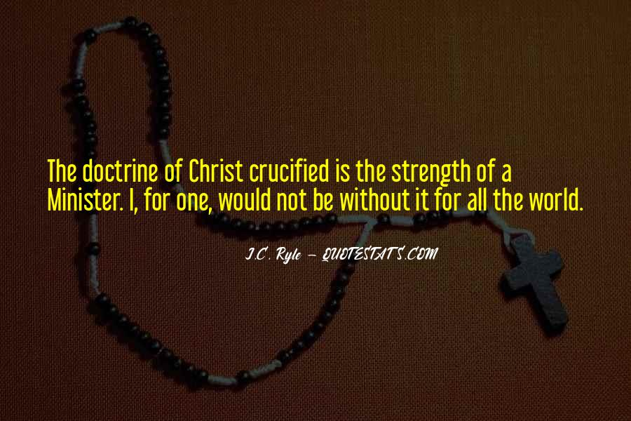 Quotes About Crucified #709731