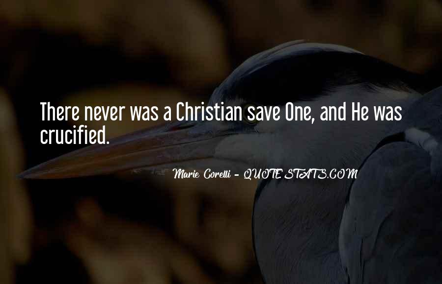 Quotes About Crucified #718782