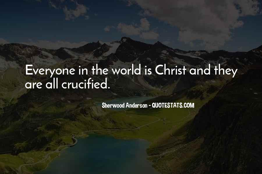Quotes About Crucified #726042