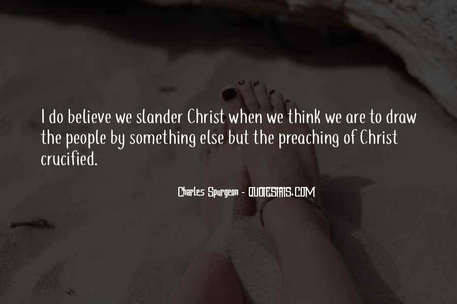 Quotes About Crucified #761140