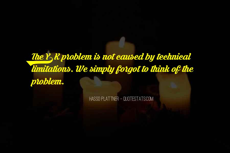 Quotes About Limitations #123187