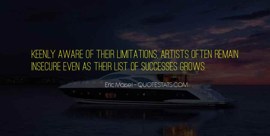 Quotes About Limitations #1333