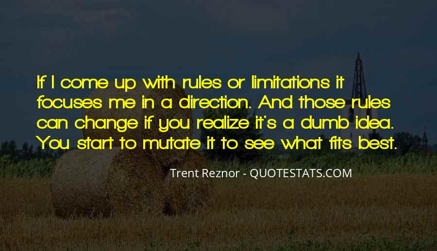 Quotes About Limitations #158767
