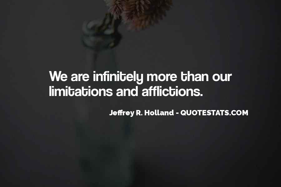 Quotes About Limitations #2648