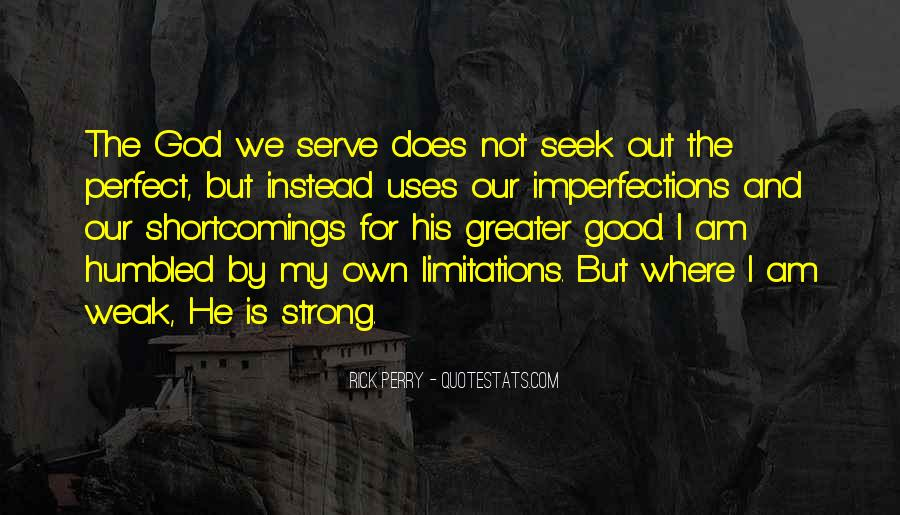 Quotes About Limitations #83267