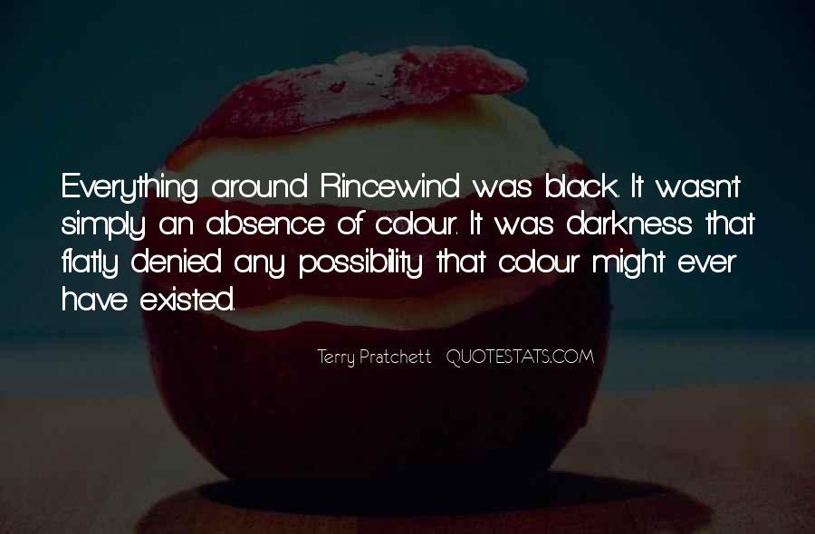 Quotes About Colour Black #1057233