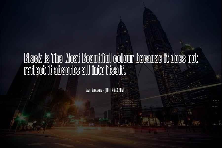 Quotes About Colour Black #1063521