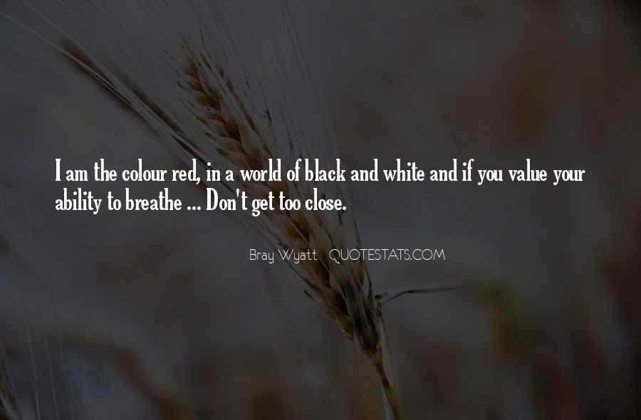 Quotes About Colour Black #1104361