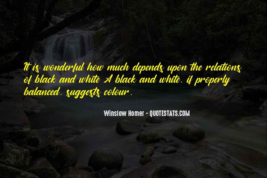 Quotes About Colour Black #1138
