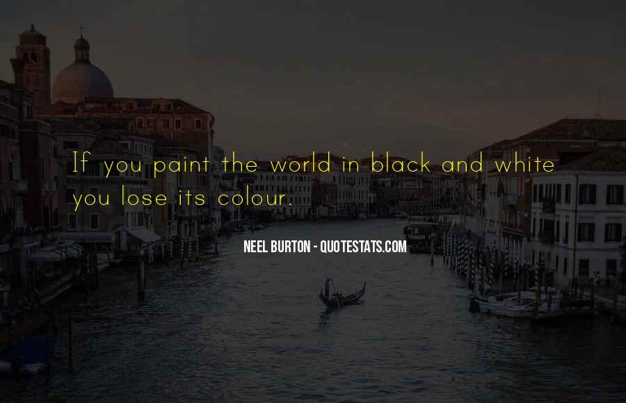 Quotes About Colour Black #1167368