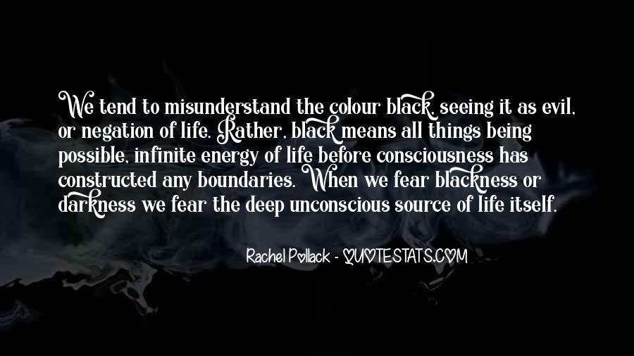 Quotes About Colour Black #1235169