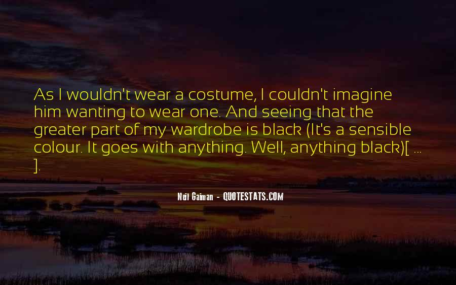 Quotes About Colour Black #1415484