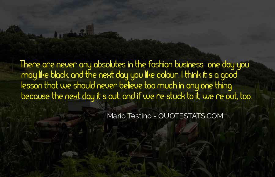 Quotes About Colour Black #1505102