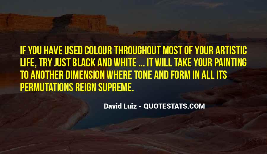 Quotes About Colour Black #158538