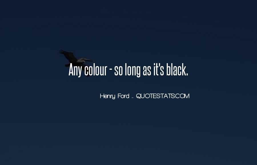 Quotes About Colour Black #1600997