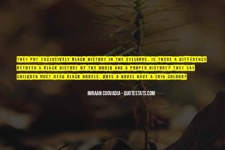 Quotes About Colour Black #1638912