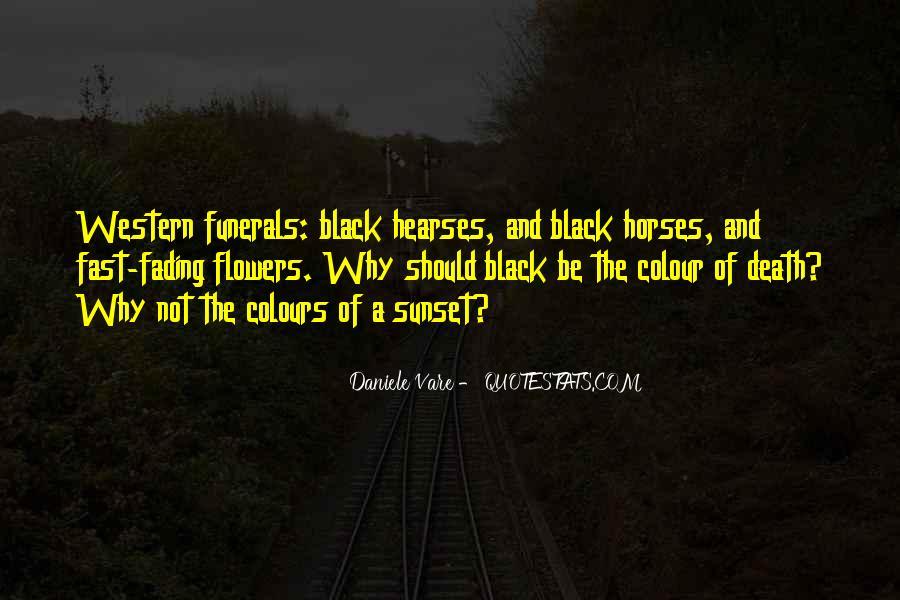 Quotes About Colour Black #1694616