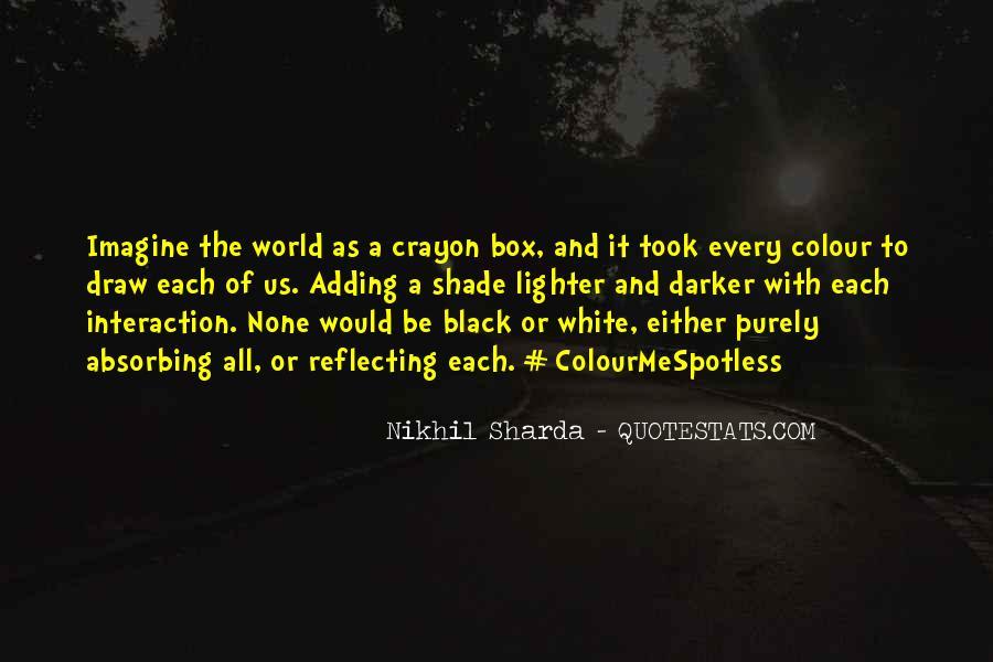 Quotes About Colour Black #1720186