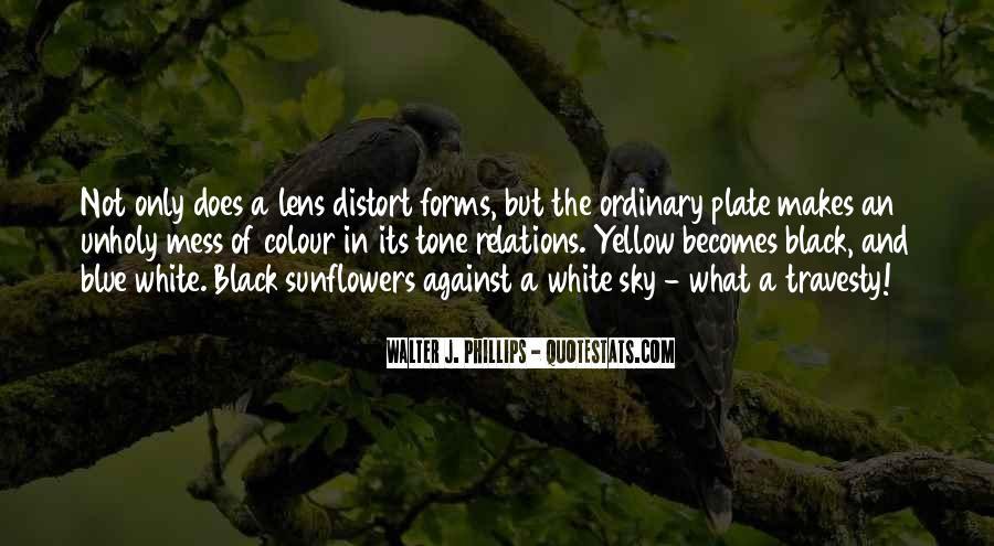 Quotes About Colour Black #29167