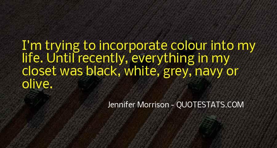 Quotes About Colour Black #419966