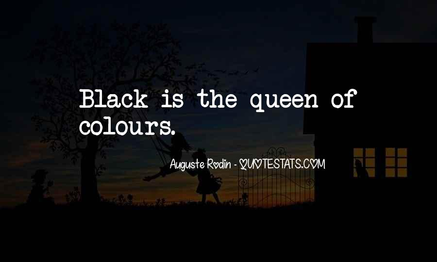 Quotes About Colour Black #566711
