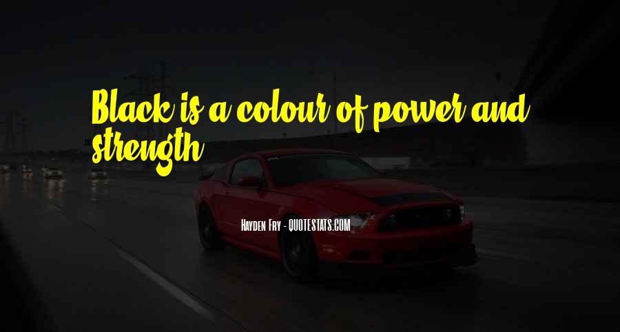 Quotes About Colour Black #678142