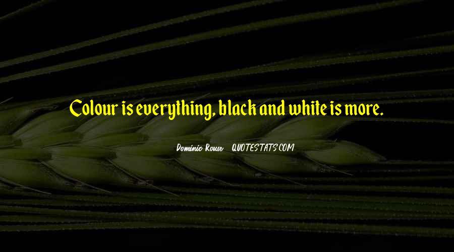 Quotes About Colour Black #692472