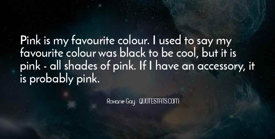 Quotes About Colour Black #710533