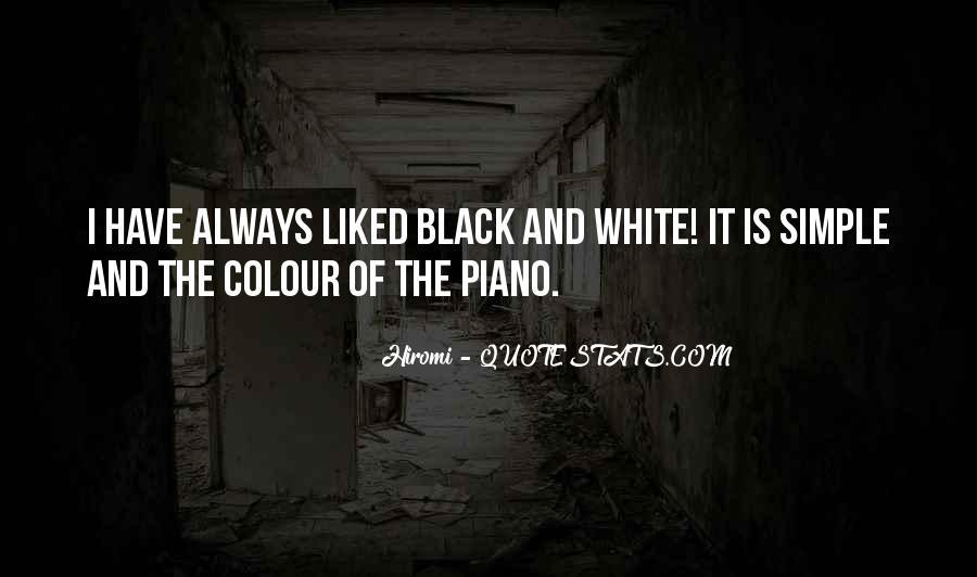 Quotes About Colour Black #833371