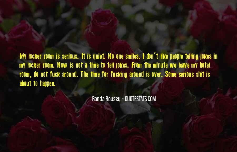 Quotes About Telling Someone You Don't Like Them #108253
