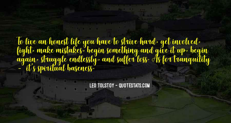 Quotes About Something To Live For #319462