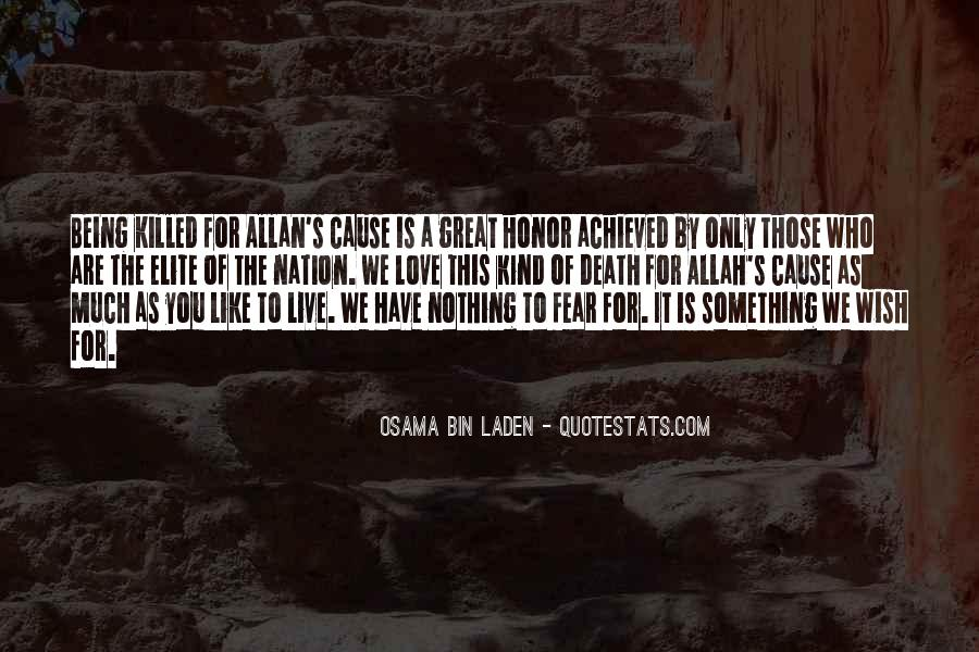 Quotes About Something To Live For #363141