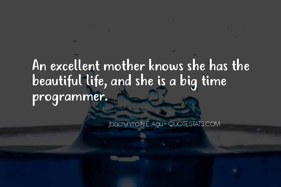Quotes About Love And Motherhood #1085878