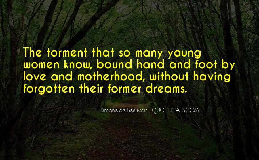 Quotes About Love And Motherhood #1216823