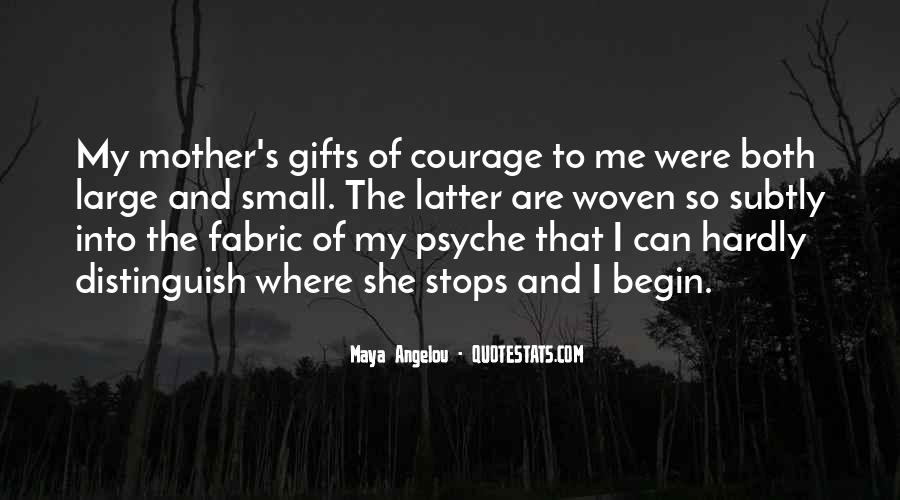 Quotes About Love And Motherhood #1613540