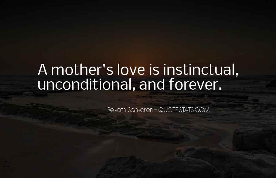 Quotes About Love And Motherhood #55264