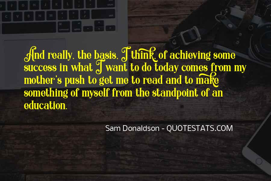 Quotes About Education And Success #1106695