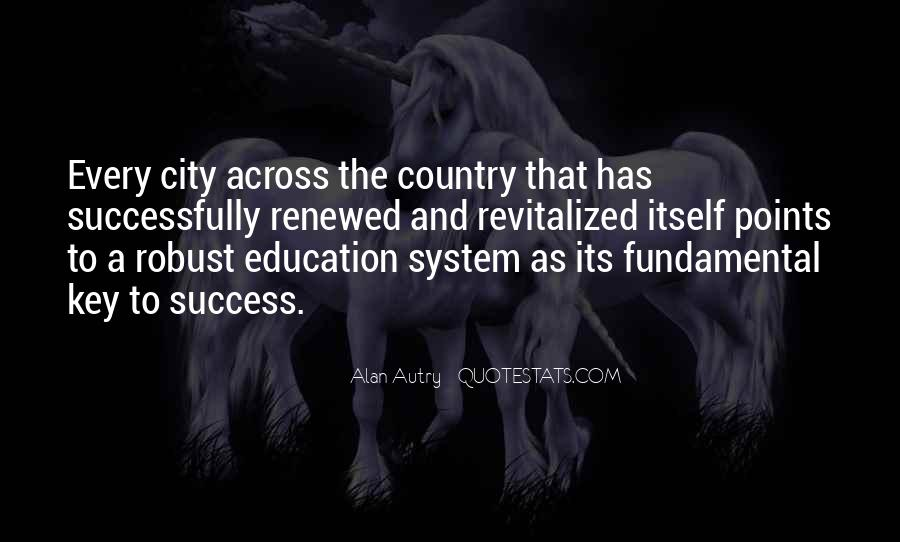 Quotes About Education And Success #1125262