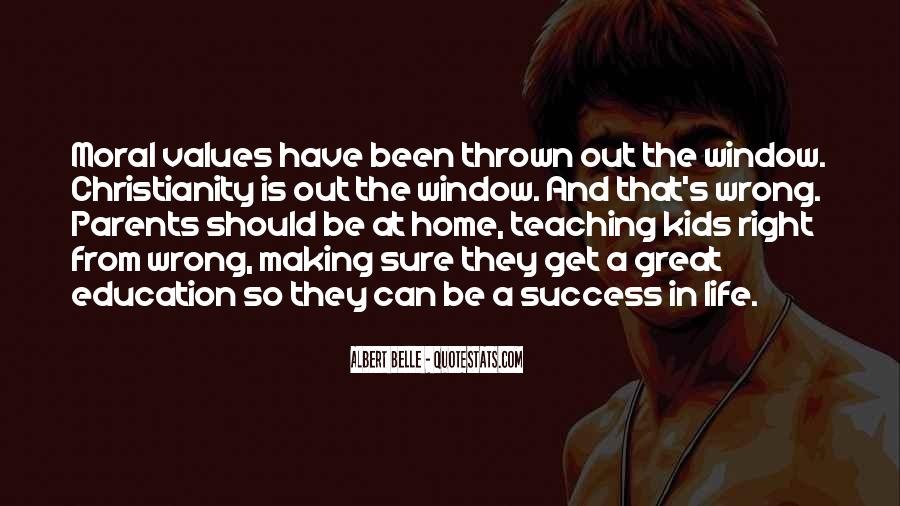 Quotes About Education And Success #1176760